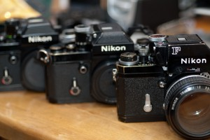 Nikon F, F2 Mechanical SLR's