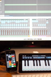 New recording setup