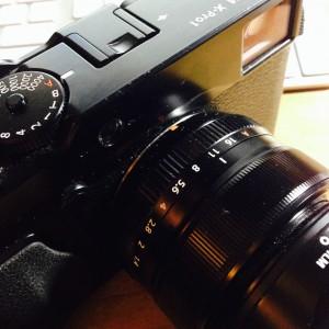 Fuji Pro-X1
